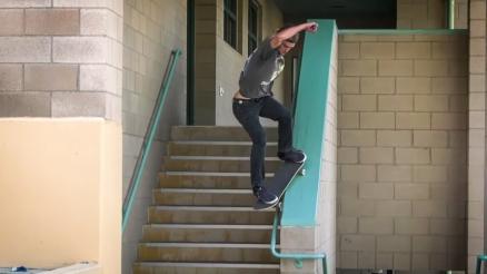 Dalton Dern Welcome To Fallen Footwear