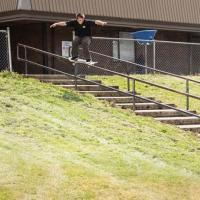 "Pizza Skateboards' ""Chase"" Video"