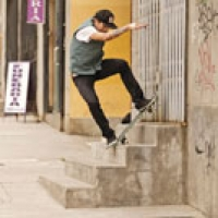 Levi's Skateboarding Fall 2014 Collection
