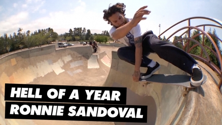 Hell of a Year: Ronnie Sandoval