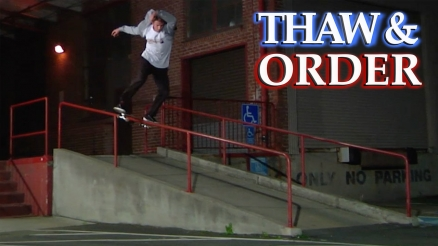 "Michael Pulizzi's ""Thaw and Order"" Part"