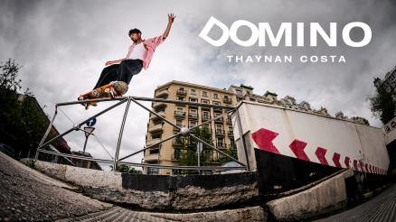 Thaynan Costa in DC's