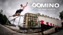 "Thaynan Costa in DC's ""Domino"" Part 01"