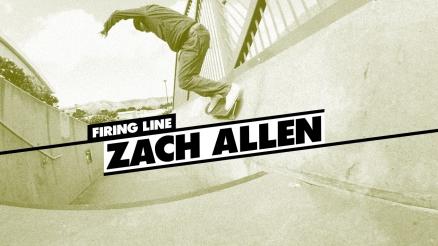 Firing Line: Zach Allen