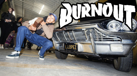 Burnout: Lou's Shoe