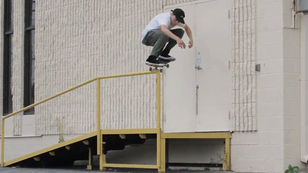 "Kevin Terpening's ""HUF Classic"" Part"