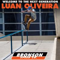 Luan for Bronson Speed Co.