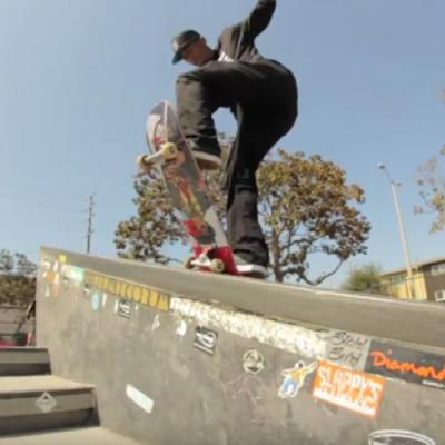 Tommy Fynn for Bones Bearings