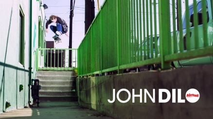 "John Dilo's ""Welcome to Almost"" Part"