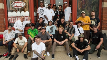 Actions REALized Tour: Uprise/Chicago