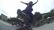 "The Skate Witches' ""Portal to Malmö"" Video"