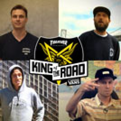 King of the Road 2013: Team Riders Announced