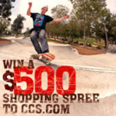CCS Acronym Contest: $500 Shopping Spree