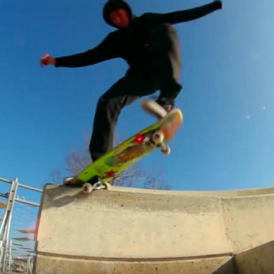 "Tim Prozorov's ""An End Has A Start"" Part"