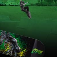 Chris Russell x Creature VX Deck