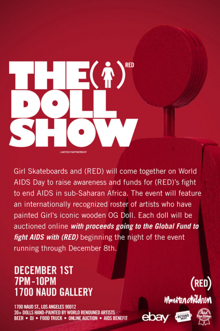 The (RED) Doll Show