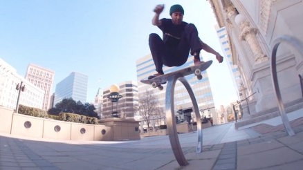"Alex Fatemi's ""510 Skateshop"" Part"