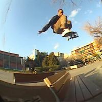 "Orchard Skateshop's ""Dos Minutos"" Video"