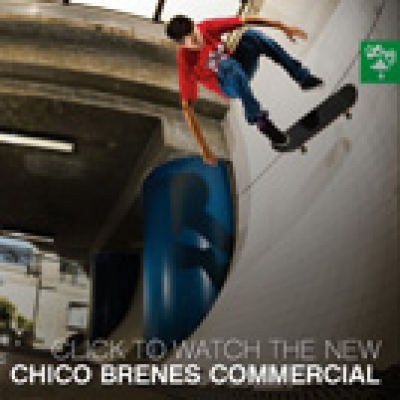 Chico Brenes Commercial