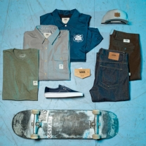 Geoff Rowley's Signature Footwear and Apparel Collection