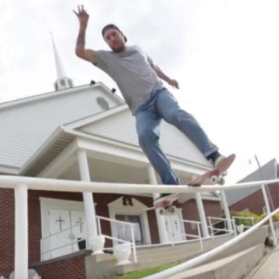 "Justin Fyle's ""Crispy Cut"" Video"