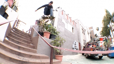 "Kevin Shealy's ""Yak the Vibes"" Part"