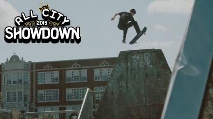 All City Showdown 2015 Teaser