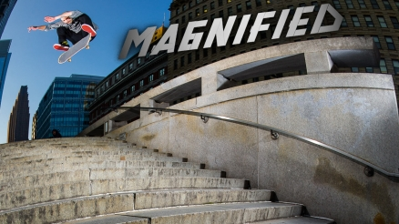 Magnified: Adam Hribar