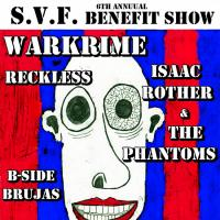S.V.F. 6th Annual Benefit Show
