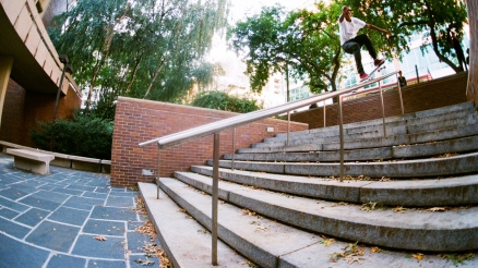 "Ishod Wair's ""Told Ya"" Part"
