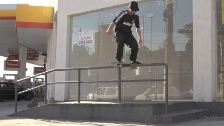 "Vinicius Santos' ""Ceremony"" Part"