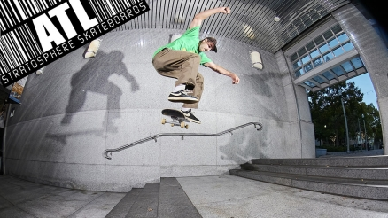 "Stratosphere Skateshop's ""Club Strat"" Video"