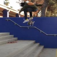 "Cyril Jackson's ""SURVIVAL"" Part"
