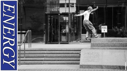 "Brian Powderly's ""Energy"" Part"