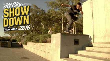 All City Showdown 2016: Labor