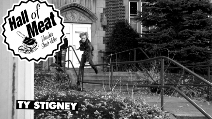 Hall Of Meat: Ty Stigney