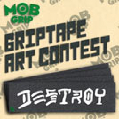 Mob Griptape Art Contest