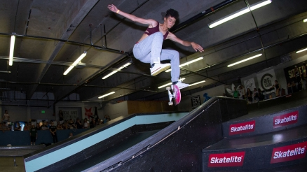 "Skate Like A Girl's ""Wheels of Fortune 9"" Video"