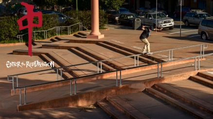 "TJ Rogers' ""Enter the Red Dragon"" Part"