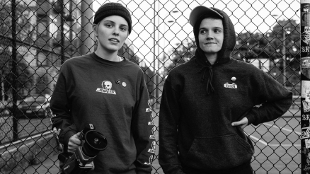 Skate Witches Interview