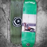 Foundation x Emerica Dakota Servold Deck