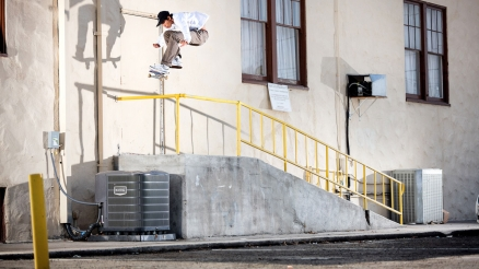 "Louie Lopez's ""Spitfire"" Part"
