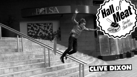 Hall Of Meat: Clive Dixon