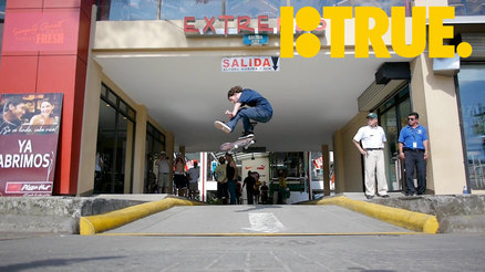 "Torey Pudwill's ""True"" Part"