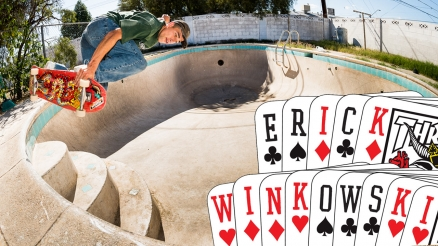 "Erick Winkowski's ""Right Side Up"" Part"
