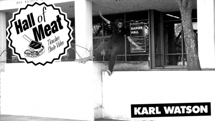 Hall Of Meat: Karl Watson