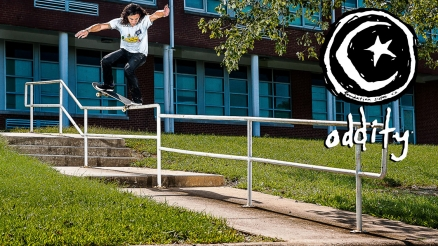 "Cole Wilson's ""Oddity"" Part"