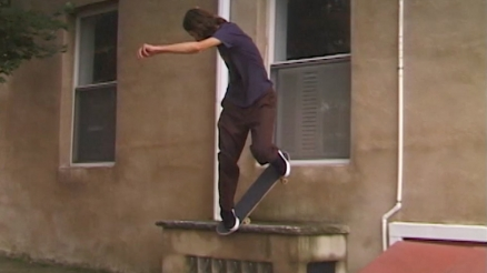 "Matt Militano's ""Vanish"" Part"