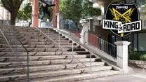 King of the Road Season 3: Mason vs Cardiel's Rail