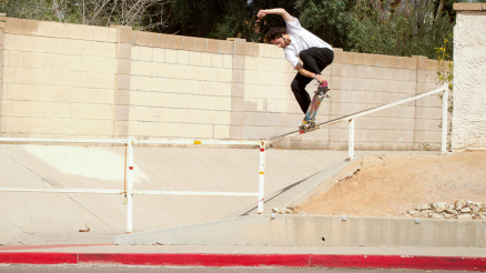 "Ethan Loy's ""Raw Ams"" Part"